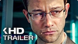 SNOWDEN Trailer German Deutsch (2016)