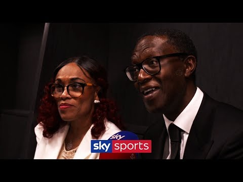 'We're glad it's over!' | KSI's parents on their son's rivalry with Logan Paul & victory in LA