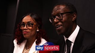 """We're glad it's over!"" 