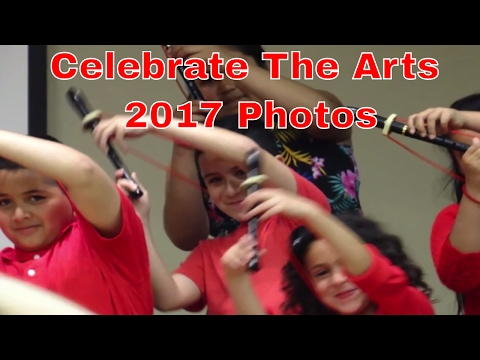 Kerman-Floyd Elementary Celebrate the Arts 2017 Photos