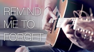 Kygo, Miguel - Remind Me to Forget - Fingerstyle Guitar Cover // Joni Laakkonen