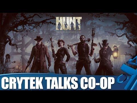 Hunt: Horrors of the Gilded Age - Crytek Talks Co-Op