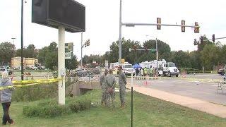 OSU homecoming parade crash scene video