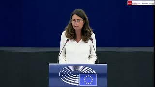 Intervento durante la Plenaria del Parlamento europeo di Simona Bonafè, europarlamentare del Partito democratico sul certificato digitale covid dell'UE.