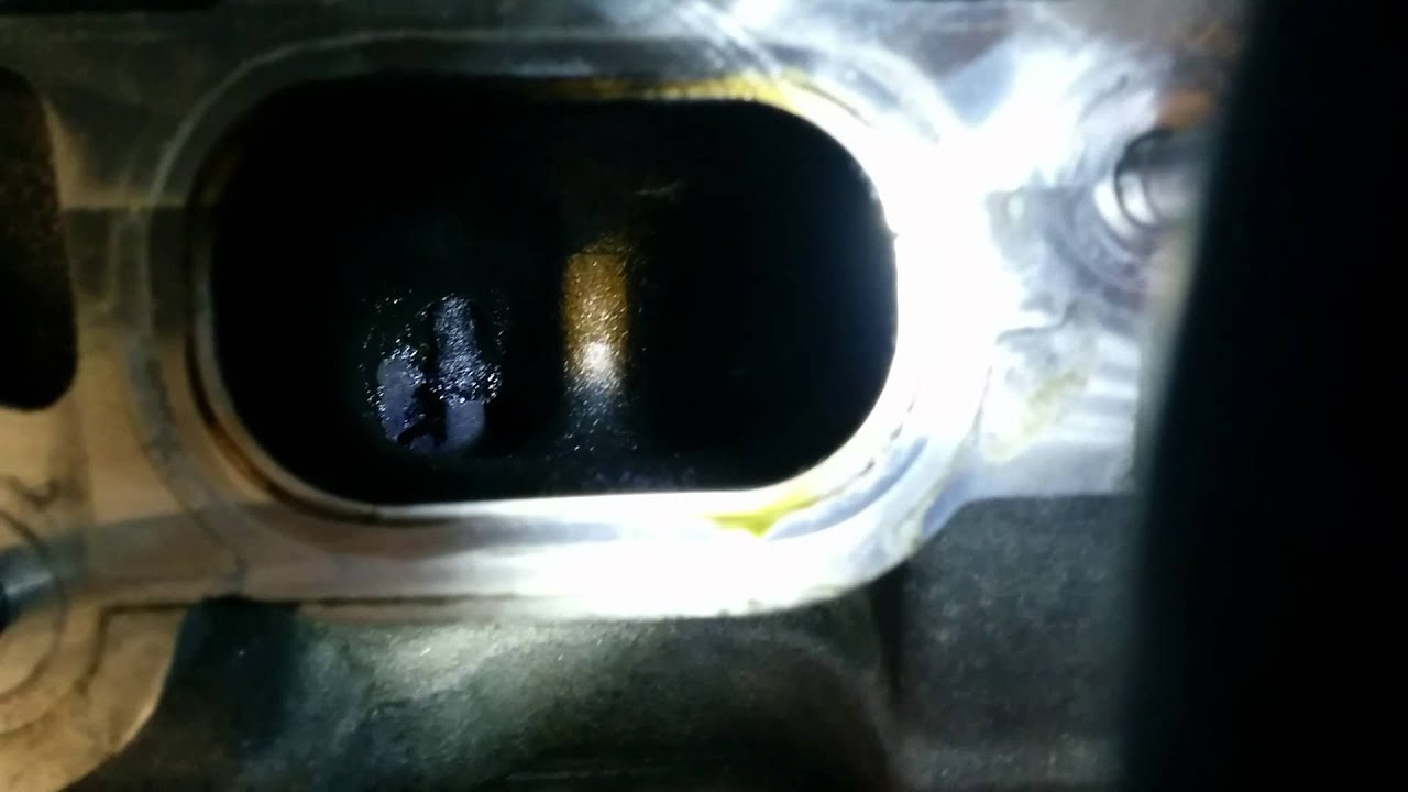 BMW 135i N54 Walnut Shell Blasting - Before - Part 1