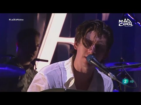 Arctic Monkeys - Tranquility Base Hotel & Casino (Mad Cool 2018)