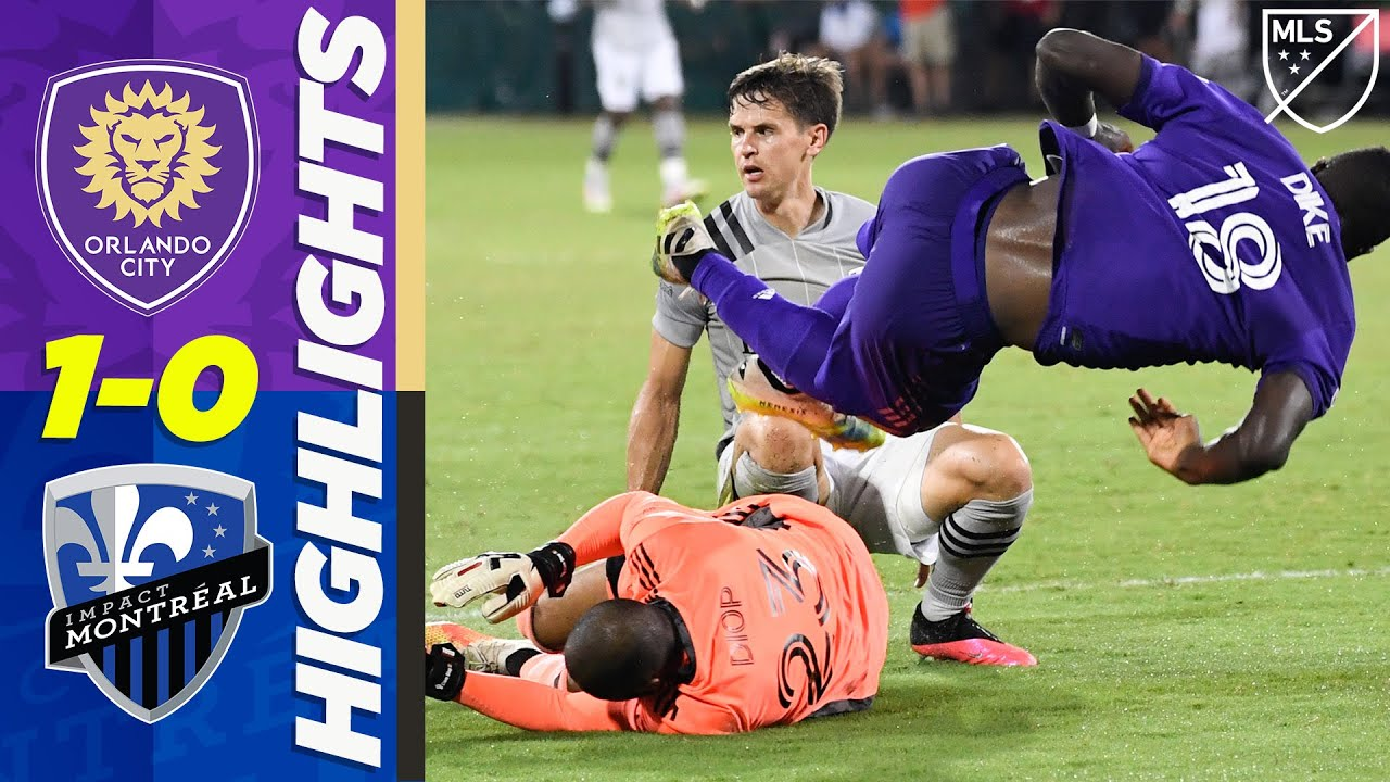 Orlando City SC 1-0 Montreal Impact | Thierry Henry's Team Knocked Out | MLS Highlights