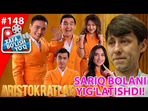 """Xafa bo'lish yo'q 148-son """"ARISTOKRATLAR"""" SARIQ BOLANI YIG'LATISHDI!  (05.06.2021)"""