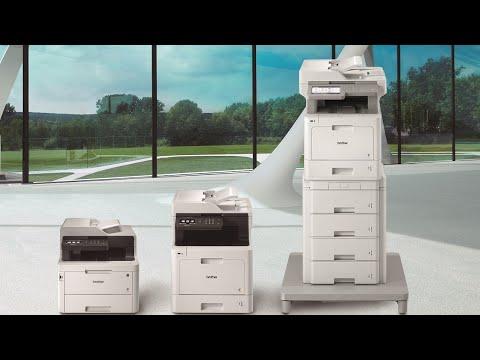Brother impresoras y equipos multifunción láser color profesional