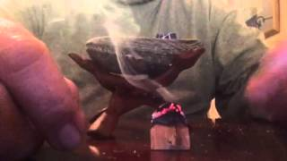 Palo Santo--Holy Wood/Sacred Wood incense