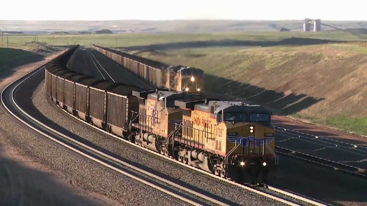 Coal Country The Powder River Youtube