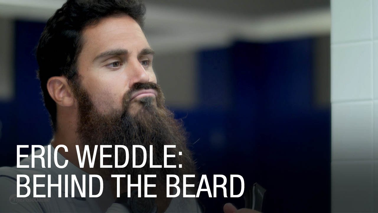 Eric Weddle Behind The Beard Youtube