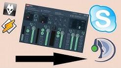 Tutorial: Musik streamen in Teamspeak (Voicemeeter)