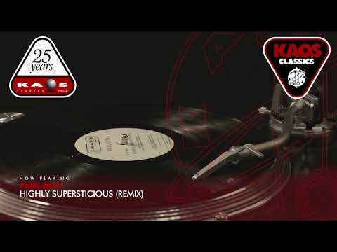 Paul Jays - Highly Supersticious (Remix)