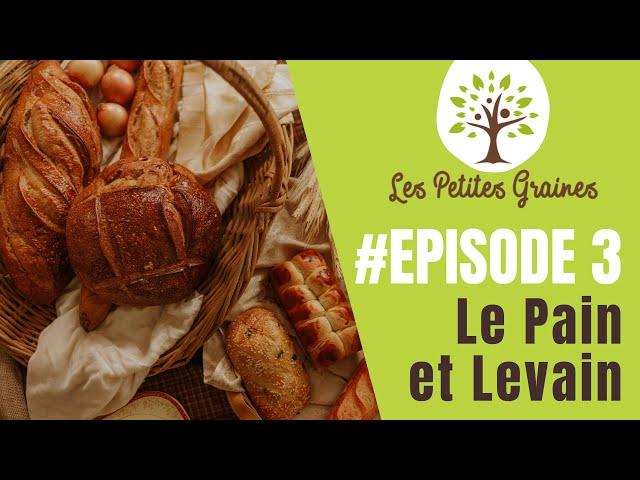 LPG#3 - CATHERINE LUCE - Le Pain et Levain