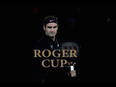 Roger Federer - Roger Cup (HD)