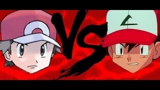 Pokemon Theory: Ash Is Better Than Red? 100th Video Special!