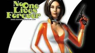 No One Lives Forever OST - Ambush 2