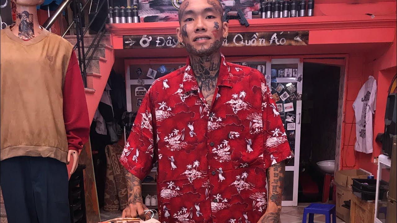 Giới Thiệu mẫu sơ mi Hawaii cho anh chị em mặc cho mát mẻ trong mùa đông này :))