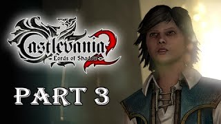 Castlevania Lords of Shadow 2 Walkthrough Part 3 - Young Trevor (Let's Play Gameplay)