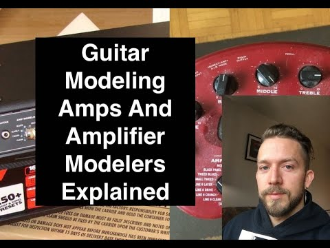 What Is A Guitar Modeling Amp