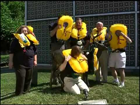 Virginia Dept. Of Game & Inland Fisheries - Ready, Set, Inflate!