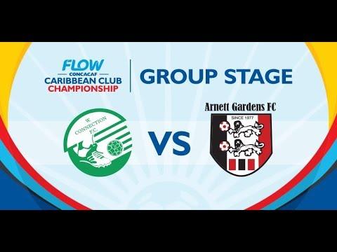 CCC2018: W Connection FC vs. Arnett Gardens