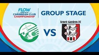 W Connection FC vs Arnett Gardens full match