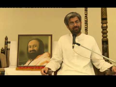 Yoga Vasishtha Session with Nakul Dhawan | Art of Living