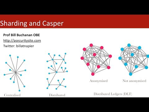 Ethereum: Sharding And Casper