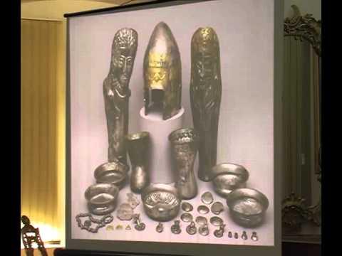 """Conferinţa """"Prinţii aurului şi argintului la geto-daci"""