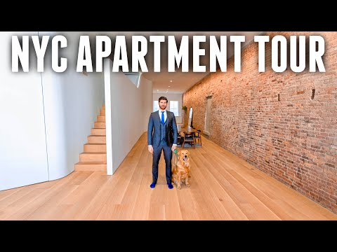 OUR NEW NYC APARTMENT TOUR!!