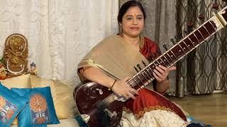 Raag Shankara: Alaap | Anupama Bhagwat: Sitar