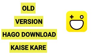 Gambar cover How to download old version hago || hago application