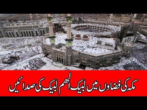 Labbaik Allahumma Labbaik: Over Two Million Pilgrims Performing Waqoof-e-Arafat Today - 24 News HD
