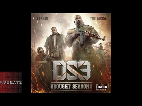 Berner x The Jacka ft. J. Stalin, Carey Stacks - Live Without Me, So Much Pain [New 2015]