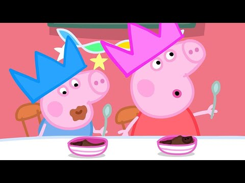 Peppa Pig Official Channel | Peppa Pig's Thanksgiving Celebration!