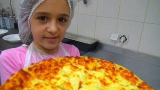 Мастер класс для детей. Как приготовить Хачапури по-мегрельски?