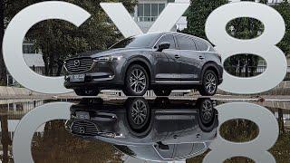 Mazda CX-8 Review Indonesia   Ft: Soleh Solihun