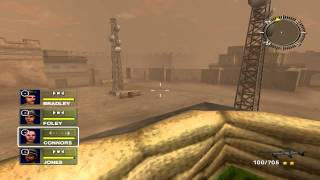 Conflict:Desert Storm II-Back To Baghdad |Mission 3-Besieged|