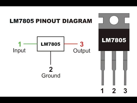 What Is Lm7805 Youtube