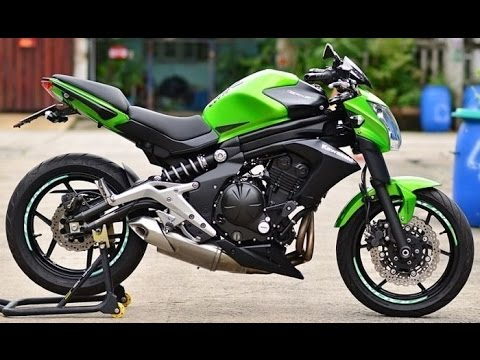 kawasak er 6n test s r ve motos klet tanitimi 06 08 2015 youtube. Black Bedroom Furniture Sets. Home Design Ideas