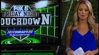 Allie LaForce Sports Reporter Reel