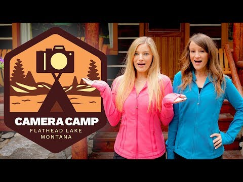 Come to our Camera Camp!!! You're invited!