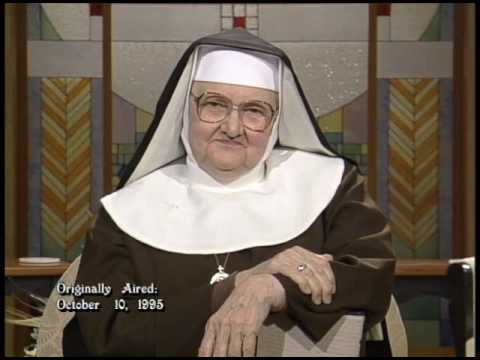 Mother Angelica Live Classics - God's Mercy - Mother Angelica - 10-10-95