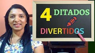 4 IDEIAS DE DITADOS DIVERTIDOS - DINÂMICAS | Por Professor em Sala