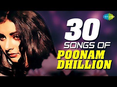 Top 30 Songs of Poonam Dhillon  | पूनम ढिल्लों के 30 गाने | HD Songs | One Stop Jukebox