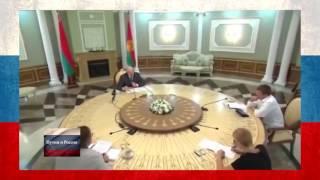 Лукашенко о Крыме и ситуации на Украине. Батька расставил все точки над И!