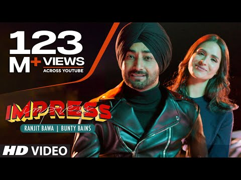 'Impress' sung by Ranjit Bawa