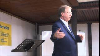 20150530 Lecture  Sweden and Korea: Human Rights and Welfare Society/Lars Danielsson